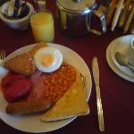 The Tarvic's full English will set you up for the rest of the day