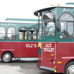 Oli's Trolley Acadia Park Tour