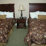  We&#39;ve recently renovated one of our Deluxe rooms.