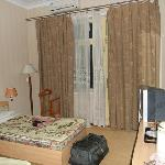 My room at Sogdowon Hotel oct 2010