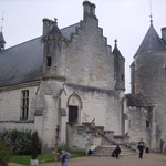 Logis Royal de Loches