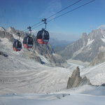 Going to Aigulle Du Midi