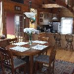 Foto de Sawtooth Mountain Lodge B&B