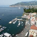The Marina Grande in Sorrento