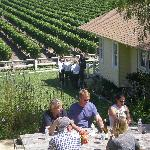  Lunch at Lincourt Vinyards
