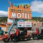 Golden Hills Motel Foto