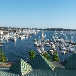 Newport Harbor; a Sailor's Dream