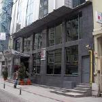 Seminal Hotel, Taxim Square, Istanbul