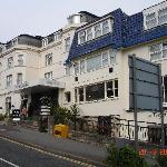The Trouville Hotel resmi