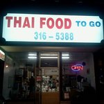 Thai Food To Go