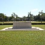 A moving memorial to Allied prisoners of war who died building the Siam-Burma railway