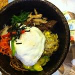  beef rib rice bowl with egg, best ever,