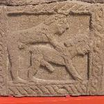 Etruskisches Relief