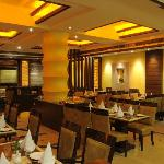  Zaafraan : Multi Cuisine Restaurant