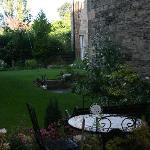 Photo de Blacket Garden Flat