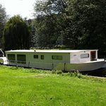 Dutch Canal Boat Hotel