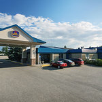 Best Western Wayside Inn located on Wetaskiwin's famous Auto Mile