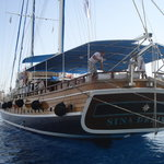  sina dream II - a luxuriant boat