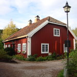 Vaertshuset, the oldest restaurant in Norway.