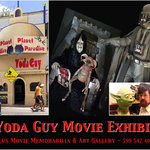 ‪Yoda Guy Movie Exhibit‬