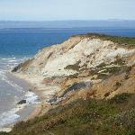 Gay Head Cliff on Martha's Vineyard
