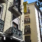 Hostal Hispano Foto
