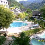 Jansom Hot Spa Hotel Ranong