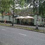 The pub down the road