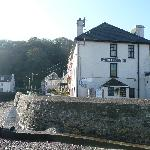  The Griffin Inn - wonderful freshly caught fish dishes.