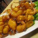  Tempura Fried Prawn