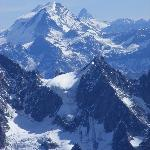 View from Plan d'Aiguille (2310 m)