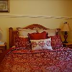 Newly updated luxury bedcovers and linens