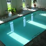  Pool from the 2nd floor