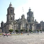Mexico City's Cathedral