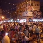  Busy Streets of Varanasi
