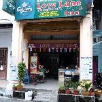 Love Lane Inn resmi