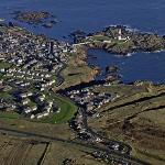 the quaint fishing village Boddam