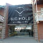  Eingang zum Big Hole