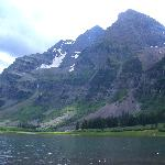Crater Lake above Maroon Bells Lake, Aspen, Colorado