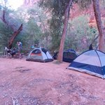 Havasu Falls Campground