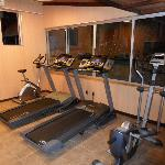  Gimnasio Hotel