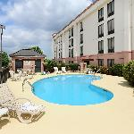 Simpsonville Hotel Outdoor Pool
