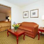 Spacious Suite With Sitting Area