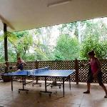  New! at the Lodge - table tennis