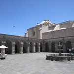 La Compania and cloisters