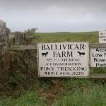 Entrance Gate to Ballivicar