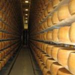 Our cellar of Italian wines is extensive.