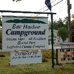 Bar Harbor Campgroundの写真