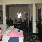 Holiday Inn Express Hotel & Suites Weatherford照片