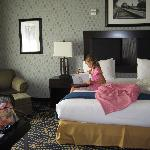 Foto van Holiday Inn Express Hotel & Suites Weatherford